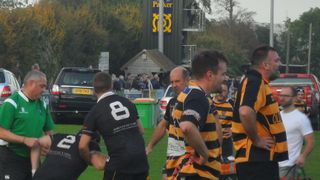 3rd XV v Canterbury V - Sat 29 Oct 2016