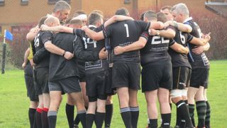 3rd /vets XV v Whitstable II - Sat 25 November 2016
