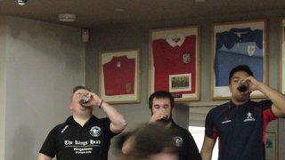 D&B RFC 2nd XV vs Aylesford II's