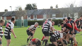 Saturday 7th April - 3rd XV vs Ashford Barbarians