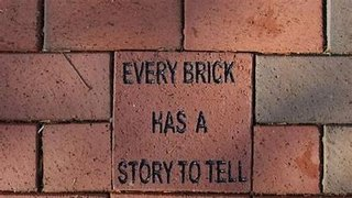 All in All it's Just Another Brick In the Wall
