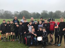 The D&B RFC U12's win the 2019 Kent Waterfall Plate - Updated