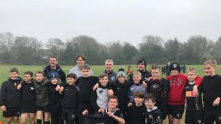 D&B RFC U12 - 2019 Kent Waterfall Plate Winners