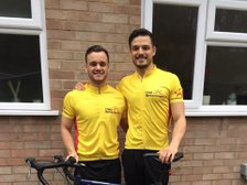 Support Luke Morrison and His Brother In Raising Money in Memory of their Dad