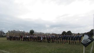 22nd September 2019 - RMBS Memorial Rugby Match