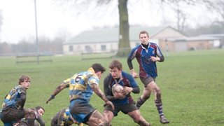 Old Leams 2nd XV 19.2.11