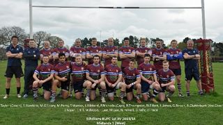 Silhillians 42-39 Kenilworth