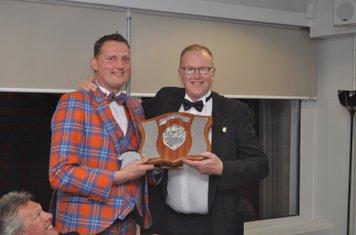 Exceptional Effort of behalf of SRUFC: Nigel Saunders