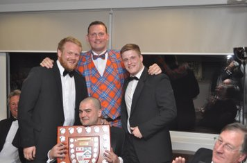 Players Player(s) of the Year: Nick Elliott, Fred Howard  & Tom Manise