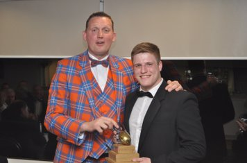Mills Ball Young Player of the Year: Fred Howard