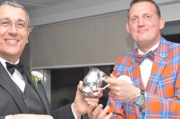 Clubman of the Year: Nick Savage