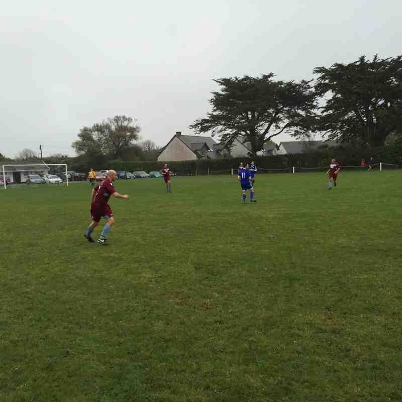 St Minver 1sts v St Mawgan - 14th November 2015