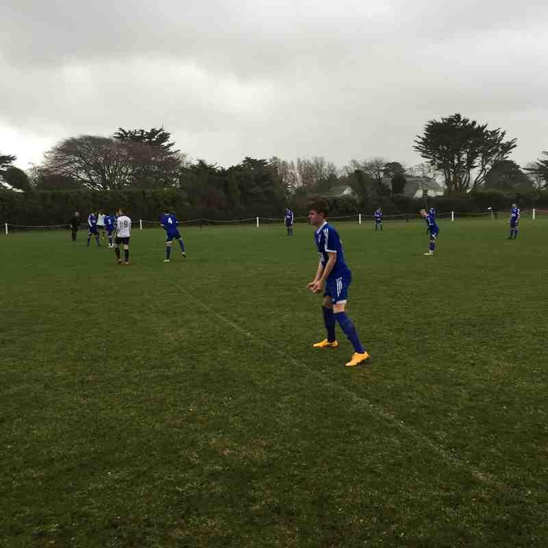 St Minver 1sts v North Petherwin - 28th November 2015