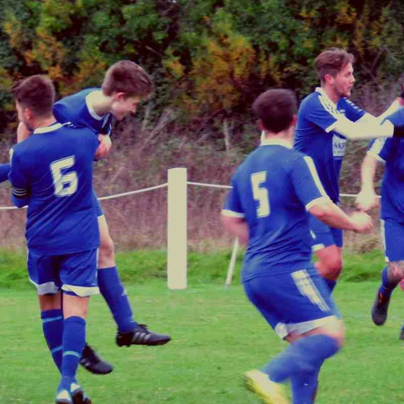 St Minver 1sts v Looe Town - 5th December 2015