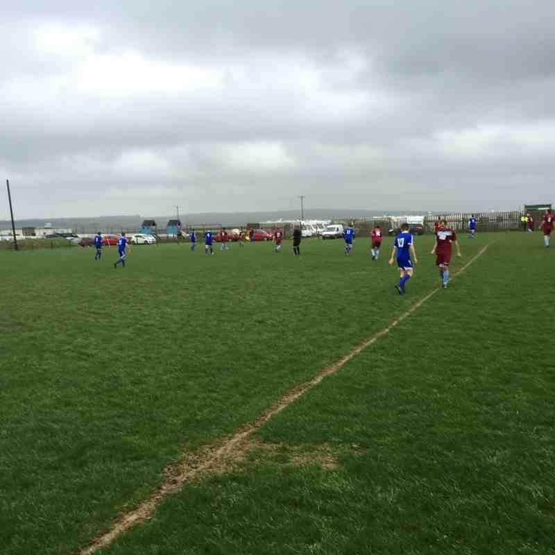 St Minver 1sts v St Mawgan - 19th December 2015