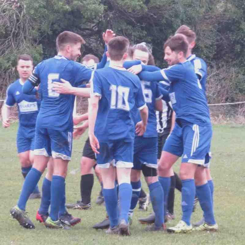St Minver 1sts v Foxhole Stars - 20th February 2016