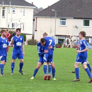 Saltash United 3rds 1 v 2 St Minver 1sts