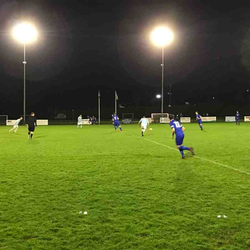 Godolphin Atlantic 2nds v St Minver 1sts - Wed 15 Mar 2017