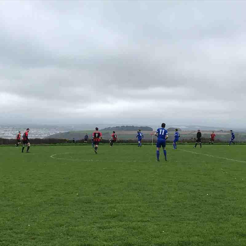 Gerrans & St Mawes v St Minver 1sts - Sat 18 Mar 2017