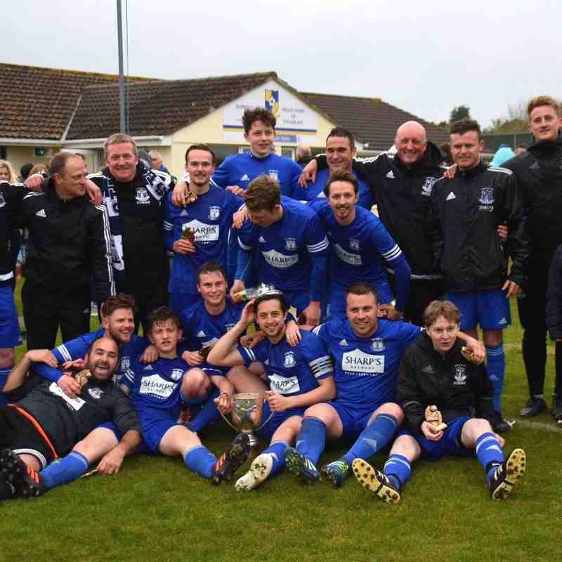 St Dennis 2nds v St Minver 1sts - Mon 01 May 2017