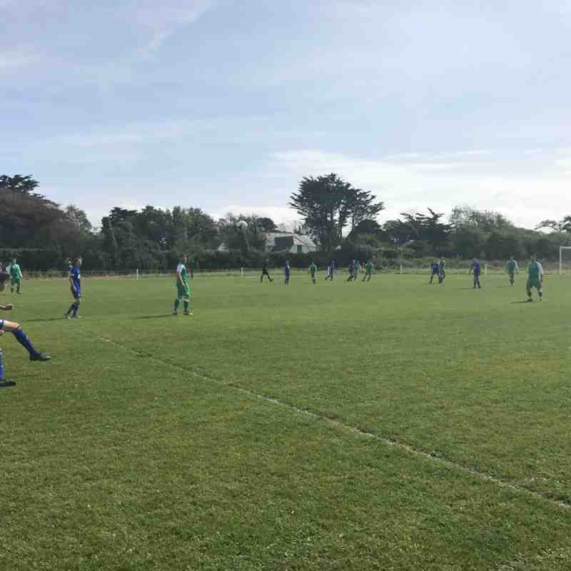 St Minver 1sts v Padstow United - Sat 26 Aug 2017