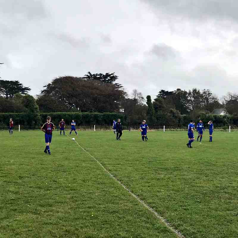 St Minver 1sts v St Teath - Sat 30 Sep 2017