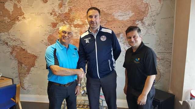 Sponsorship deal with Llangollen based travel agent, Global Travel Worldwide