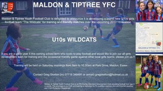 Players Needed - U10 Wildcats