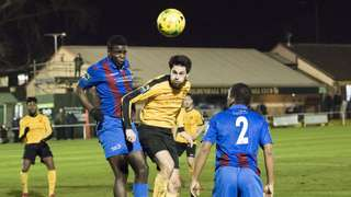 Mildenhall Town vs Maldon & Tiptree