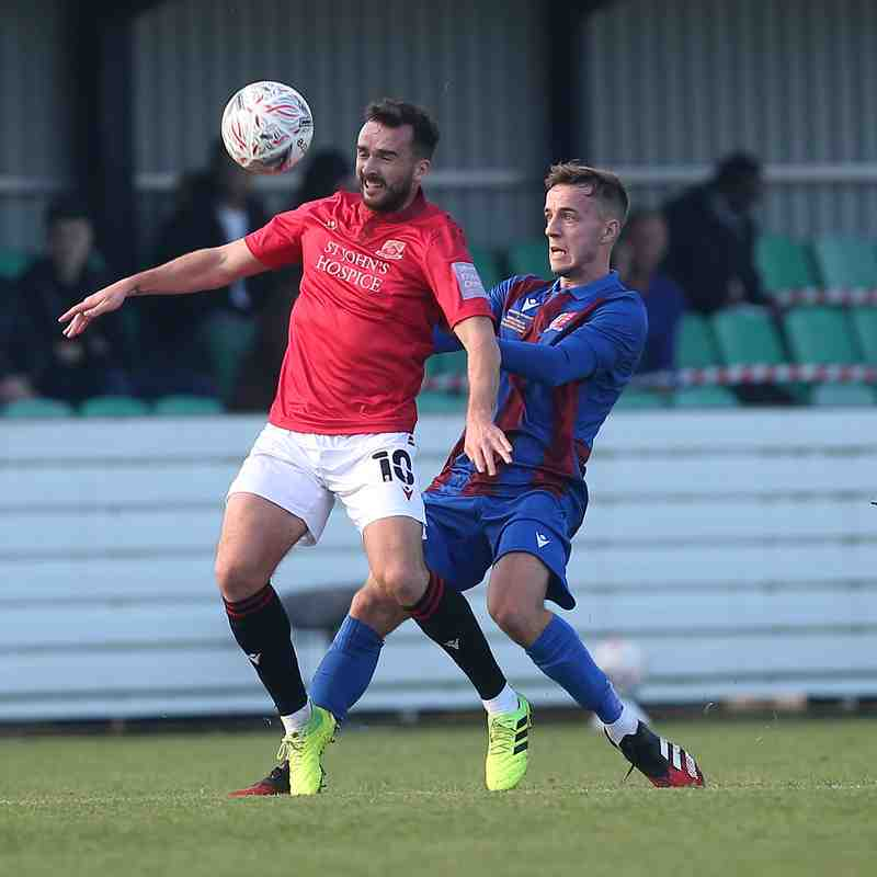 08.11.2020 - Maldon & Tiptree vs Morecambe