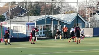 Outbreak of Hockey at Cricket Path