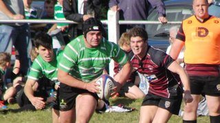 1sts v Aylesbury Home