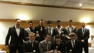 u18s East Berks Youth Division Two League Champions 2011 - 12