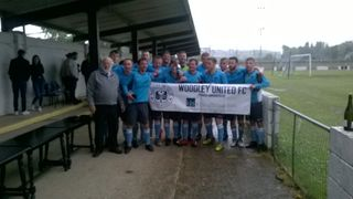 """""""A"""" team are Jubilee Cup champions"""