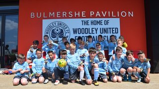Presentation Day - 20th May 2018 - U9s