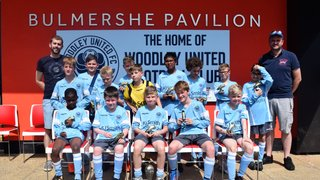 Presentation Day - 20th May 2018 - U11s