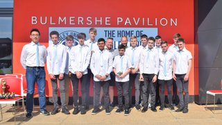 Presentation Day - 20th May 2018 - U16 Spitfires
