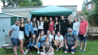 Ladies End of Season BBQ 2018
