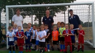 Mini Kickers July 2018