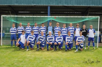 Hall Road Rangers v Lincoln Town 30-07-2011
