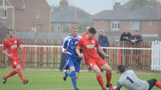 First Team v Darlington Railway Athletic - 3rd October 2015