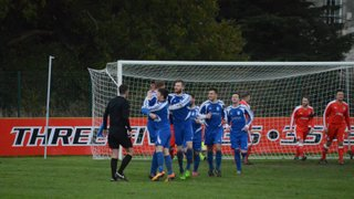 First Team v Eccleshill United - 28th November 2015