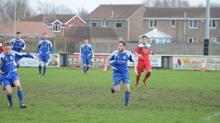 First Team v Rossington Main - 23rd January 2016