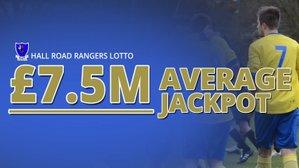 Hall Road Rangers Lotto