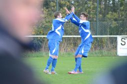 Nostell MW 0, Hall Road Rangers 5