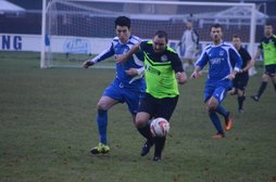 RANGERS VASE RUN COMES TO AN END AGAINST RESOLUTE BOTTESFORD