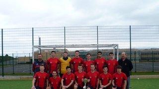 Lancashire Cup Winners 2012