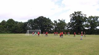 Berks County Rovers FC v Finchampstead FC