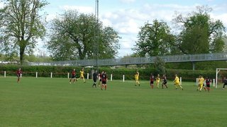 Barrow Town 0 - 1 Basford Utd Sat 4th May 2013