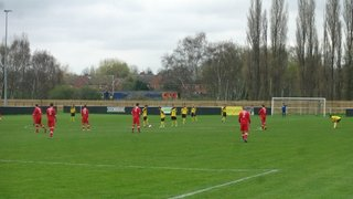 Basford 3-1 Bridlington 05-04-14